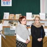 Краеведческому музею в библиотеке 15 лет!