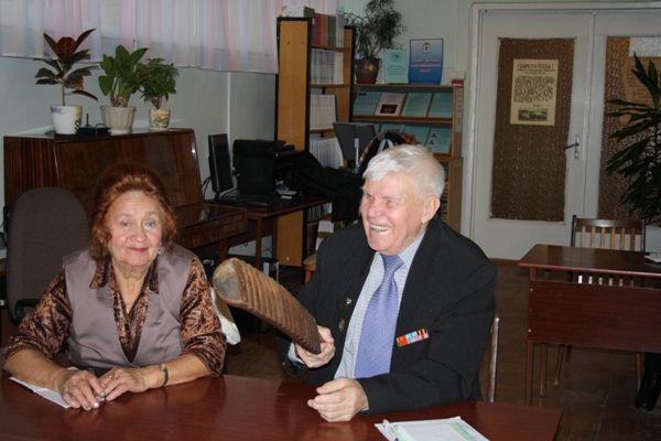 Заседание Совета ветеранов Дзержинского района