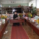 Встреча с настоятелем церкви «Нечаянная радость»