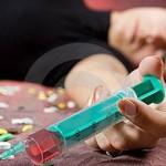 Шок-урок «Наркомания – территория мрака»