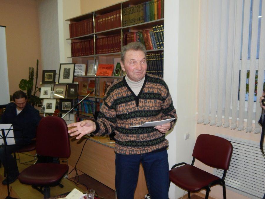 Борис Федорович Фарафонтов
