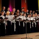 Праздничный концерт камерного хора ДК им. Добрынина «ЛАУДА»