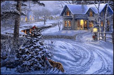 Праздничная игровая программа «Зимушка-зима»