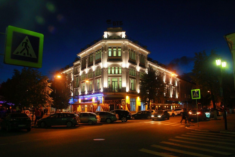 4. Ночной город.Фото Давыдова.