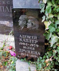 Место захоронения.Старый Крым.