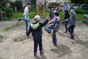 5.Андрей Хлопки в танце