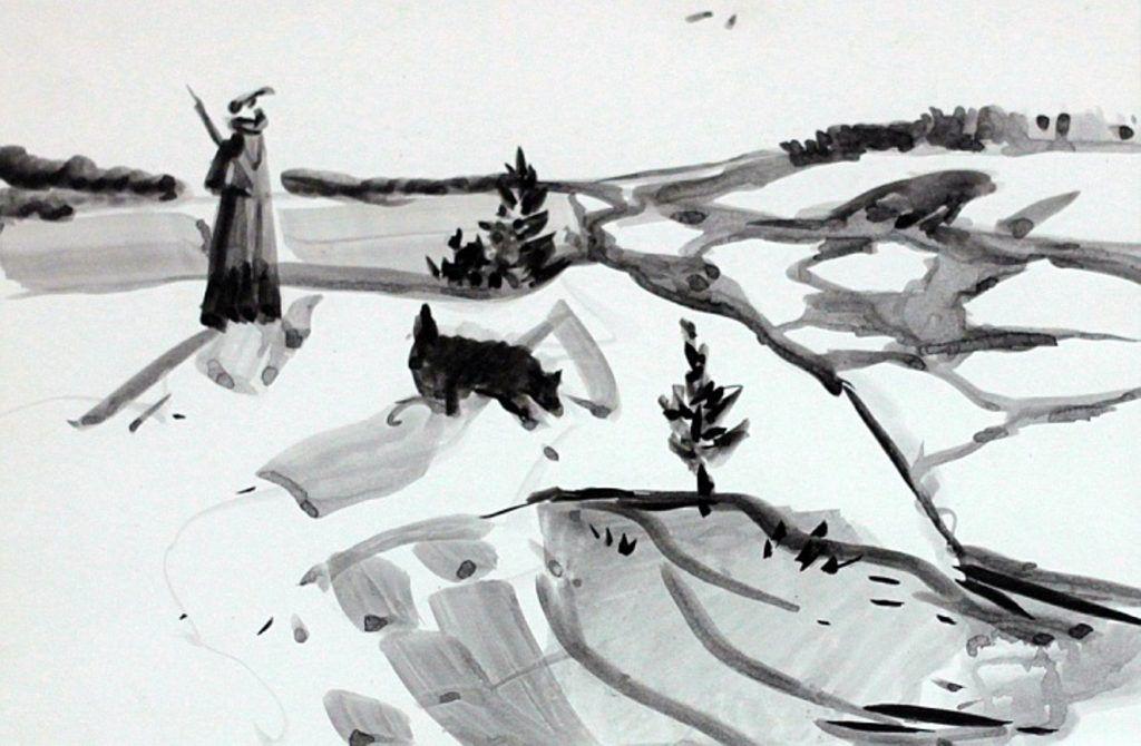 В Ярославле проходит выставка Наталии Сергеевой