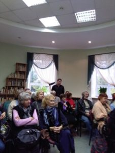Презентация книги Андрея Пермякова «Тёмная сторона света»