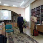 Театр трех муз о Владимире Леоновиче
