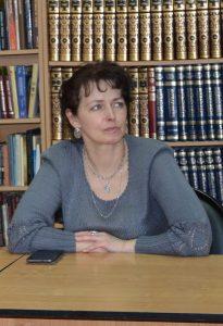 Константинова Елена Петровна