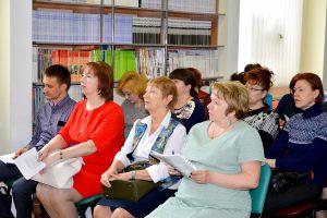 Отчетно-выборная конференция профсоюза ЦБС города Ярославля
