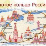 Библиотур Золотое кольцо России