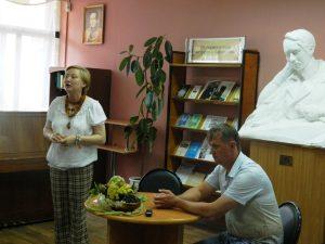 Вечер-встреча с Сергеем Николаевичем Темняткиным
