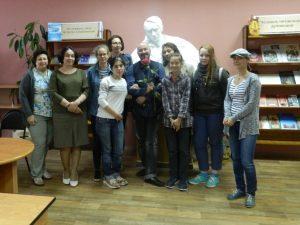 Творческий вечер «Валерий Кунгуров: человек-сюрприз»