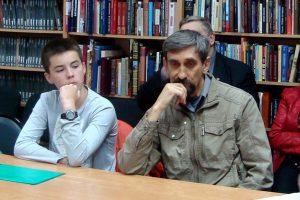 Мастер-класс московских писателей