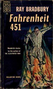 Обсуждение романа Рэя Брэдбери «451 градус по Фаренгейту»