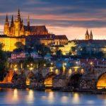 Прогулки по Европе. Чехия. Красавица Прага