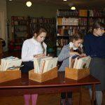 Библиотечный урок «В гостях у библиотеки»