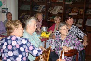 Заседание клуба «Большая перемена», приуроченное к Дню Учителя
