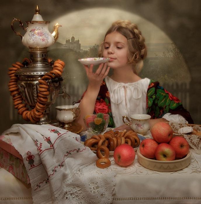 День чая «Время пить чай»