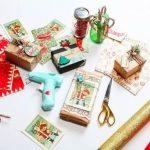 Упаковка для новогоднего подарка своими руками