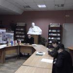 Встреча с ярославским писателем Альбертом Васильевичем Максимовым