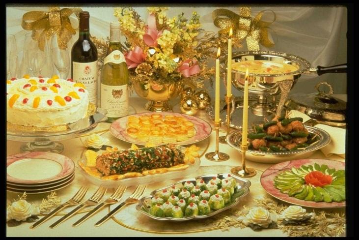 Встреча «Дачные радости к новогоднему столу»
