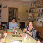 Библиотечная встреча «ПЕРО ЖАР-ПТИЦЫ»