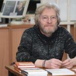 Константин Кравцов «Арктический лён». Презентация книги поэта.