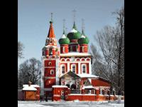 Гарнизонный храм Михаила Архангела