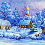 Детский утренник «Зимняя сказка»