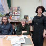 Татьяна Ливанова в гостях у Клуба любителей словесности «Тысячелетие»
