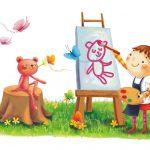 Творческий урок «Я рисую сказку»