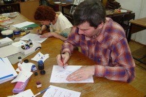 О пользе искусства каллиграфии