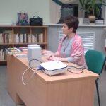 Встреча с врачом-диетологом Т. А. Селезневой