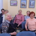 клуб любителей песни «Задоринка»