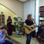 Концерт авторской песни
