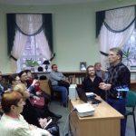 Встреча памяти певицы Ольги Волковой