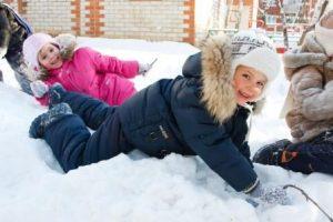 Игровой час «Хороши зимние забавы»