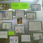 Галерея детских рисунков «Что ни страница, — то слон, то львица»