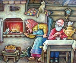 Фольклорная программа «Печка – матушка, да самовар – батюшка»