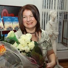 Творческий вечер писательницы и журналистки Елены Батуевой