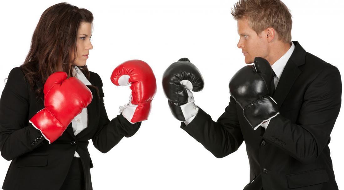Профилактика и разрешение конфликта