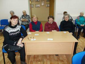 Заседание клуба любителей цветоводства «Гармония»