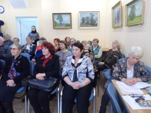 День краеведения «Заволжью — 80 лет»