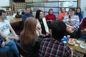 """ЭКО-ВСТРЕЧА """"Жить экологично в Ярославле!"""""""