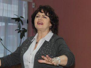 Встреча с Татьяной Борисовной Ивановой