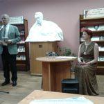 Творческая встреча с писателем Сергеем Васильевичем Гусенковым