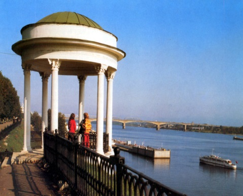 Экологическая интерактивная игра «Волга — матушка река»