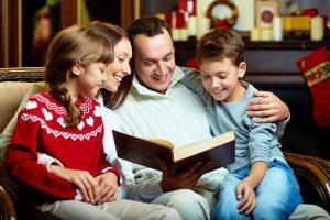 Традиция семейного чтения